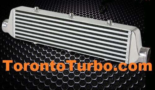 Intercooler 2.5 inlet/outlet