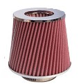 "3"" K&N Style HI-FLOW Air Filter"