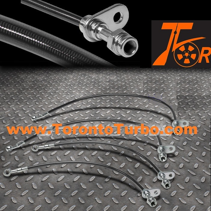 Brake Hose Kit Acura RSX, Honda Accord