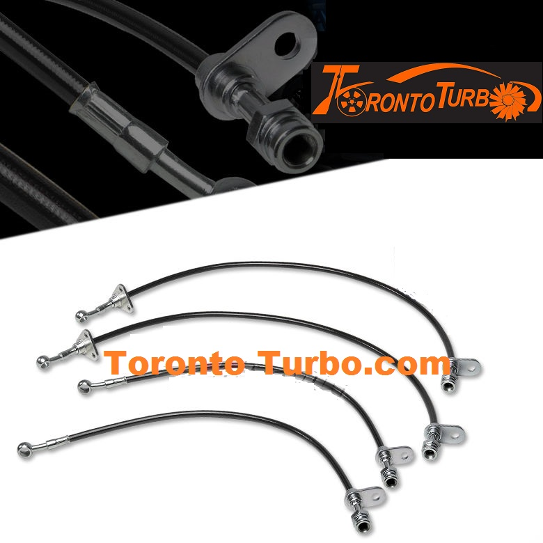 Brake Line Kit Civic