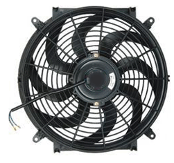 16 inch Slimline Electric Fan