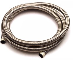 4AN Steel Braided Hose - per Foot