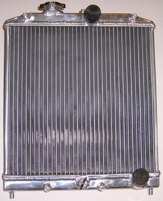 Honda Civic Radiator 1992-2004 All Aluminum