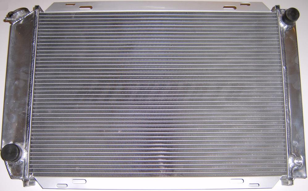 Mustang Radiator 1979-1993 All Aluminum 3 Row